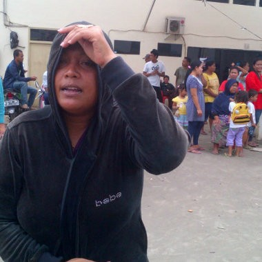 Jeritan Warga Waduk Pluit: Jokowi-Ahok Datang Dong ke Sini!