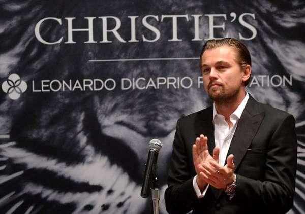 Upaya Leonardo DiCaprio Melestarikan Lingkungan