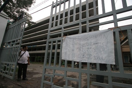 Pasca Bentrokan Mahasiswa & Polisi, Universitas Nommensen Diliburkan