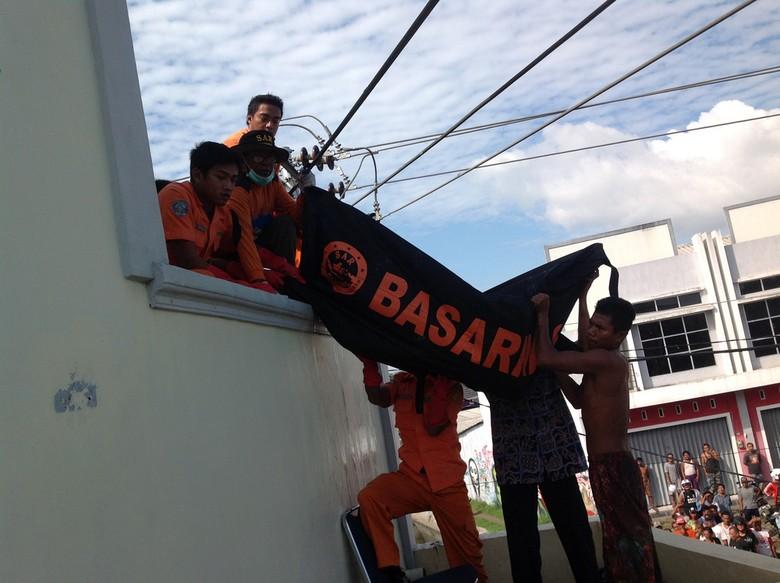 Terpeleset dan Kesetrum, Pekerja di Cilacap Tewas di Atap Sekolah