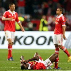 Benfica Derita Kekalahan Ketujuh Beruntun di Final Kompetisi Eropa
