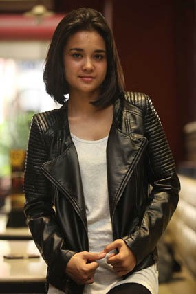 Michelle Ziudith, Si Cantik di \Love In Paris\