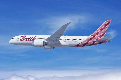 Batik Air Terbang Perdana ke Yogyakarta