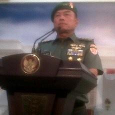 SBY Pilih Letjen Moeldoko Sebagai KSAD Pengganti Pramono Edhie