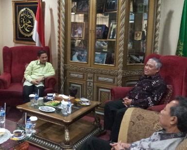 Tifatul Bantah PKS Cari Dukungan Simpati Ormas Islam