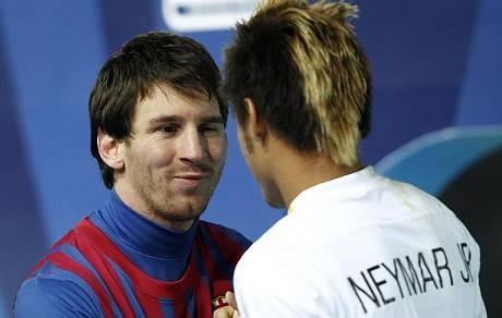 Messi: Neymar Akan Jadi Pembelian Hebat untuk Barcelona