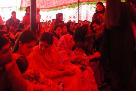 Sibi Mela, Festival Seru dan Pernikahan Gadis-gadis Pushtun