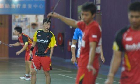 Tim Indonesia Segera Bersiap Hadapi Indonesia Open 2013