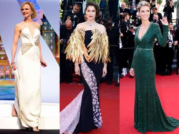 Parade Selebriti di Cannes Film Festival Hari Terakhir