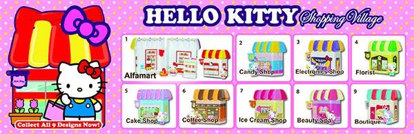 Hello Kitty datang lagi ke Alfamart !!
