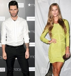 Adam Levine Pacari Model 21 Tahun Nina Adgal