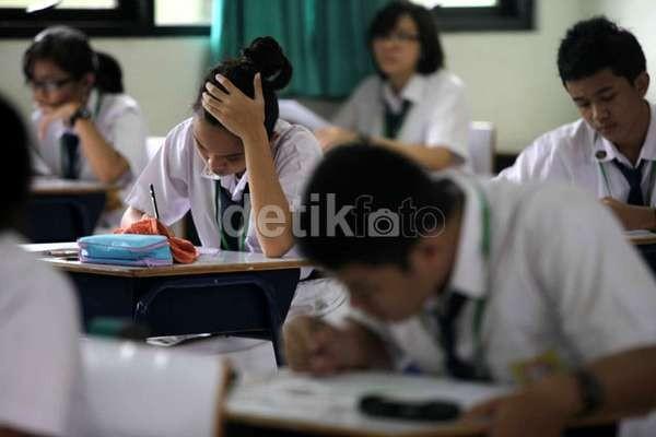 777 Peserta Tidak Lulus UN Tingkat SMP di Sumut