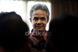 Sukses di Jateng, Ganjar Pranowo Jadi Jurkam di Pilgub Sumsel