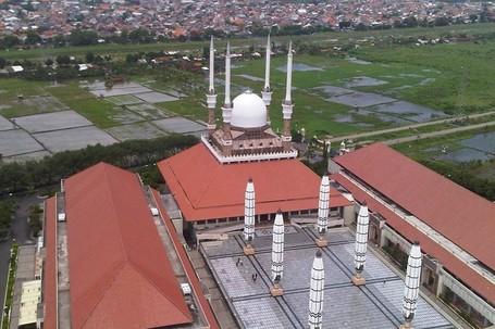 Melihat Kota Semarang dari Ketinggian 99 Meter