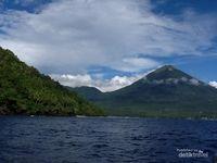 Indahnya Pulau Maitara yang Tampak dalam Uang Rp 1.000