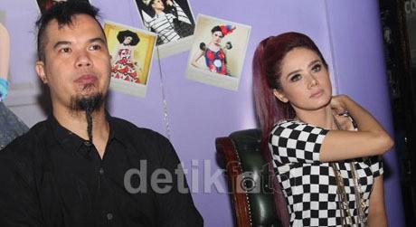 Benarkah Mulan Jameela & Ahmad Dhani Menikah Siri?