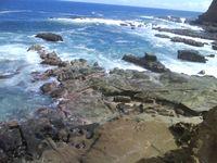 Batu-batu Karang di Pantai Papuma, Bikin Lupa Daratan