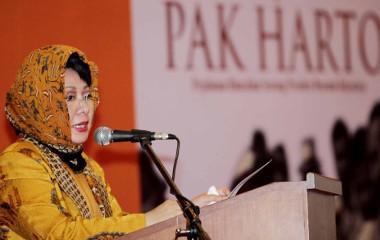 Tutut Bercerita Soal Keakraban Soeharto dan Taufiq Kiemas