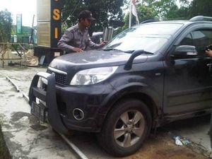 Ini Toyota Rush Lusiana yang Dipakai Menabrak Sejumlah Mobil di Bogor