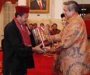 Presiden SBY: Pilih Pejabat yang Cinta Lingkungan