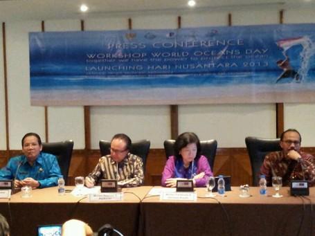 Sulteng Akan Pamer Potensi Wisata Laut di Hari Nusantara 2013