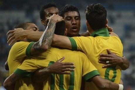 Brasil: Bekal Bagus untuk Piala Konfederasi