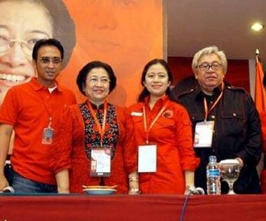 Jejak Politik Putra-putri Megawati