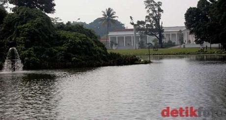 Istana Bogor Dibuka 5 Hari untuk Umum