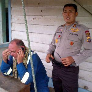 WN Skotlandia yang Diculik Kelompok Bersenjata di Aceh Timur Ditemukan