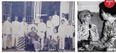 Karma Istri-istri Sukarno