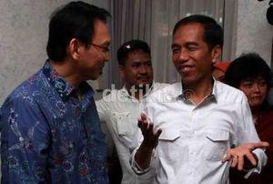 5 Aksi Jokowi-Ahok Taklukkan Rob Ancol