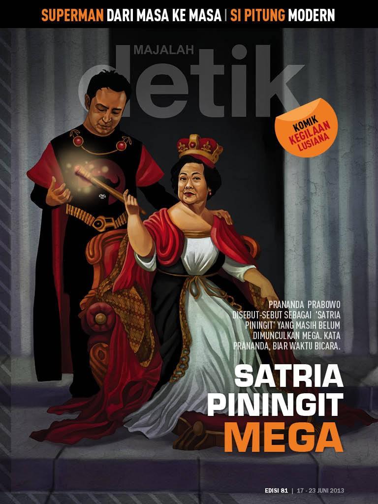 Prananda Prabowo: Biarlah Waktu Bicara