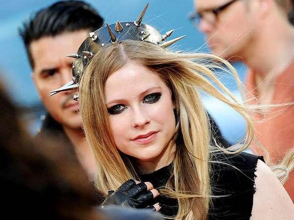 Headband Stud Avril Lavigne