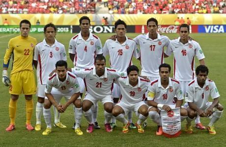 Tahiti Tim Terburuk Sepanjang Sejarah Piala Konfederasi