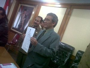 Jadi Plt, Wakil Rektor IPDN Jelaskan SK Mendagri Pemberhentian Nyoman