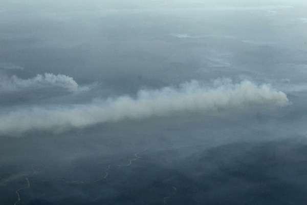 Latihan Bareng TNI AU di Riau, Tentara Thailand \Nikmati\ Kabut Asap