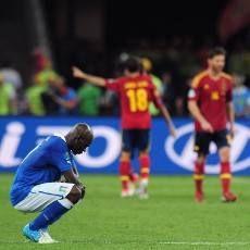 Spanyol vs Italia, Final Euro 2012 Diprediksi Terulang di Fortaleza