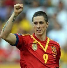 Torres Mengejar Ronaldinho dan Misi Spanyol Tajamkan Rekor