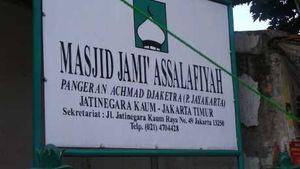 Masjid Achmad Djaketra dan Berbagai Peninggalan yang Hilang