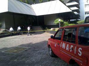 Ledakan di DPRD Jateng Bikin Waswas, Sempat Dikira Sabotase atau Dinamit