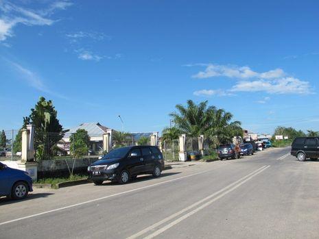 Beginilah Penampakan Ibukota Kalimantan Utara