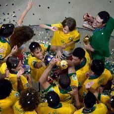 Brasil Bakal Juara Piala Dunia? Nanti Dulu