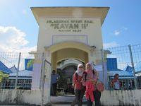 detikTravel pun berkesempatan mengunjungi Tanjung Selor bersama rombongan dari Kemenkokesra pada Kamis (27/6/2013) kemarin. Ketika itu kami akan menuju Berau, namun melalui kota ini terlebih dahulu (Putri/detikTravel)