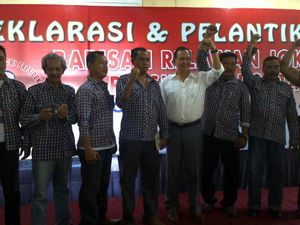 Alasan Roy Marten Ikut Jadi Relawan \Jokowi Presiden 2014\