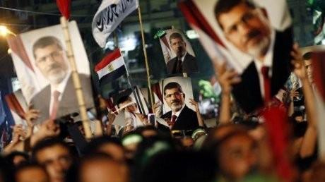 Ikhwanul Muslimin: 35 Demonstran Ditembak Mati Saat Sedang Salat