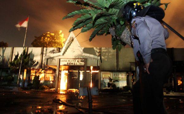 Penyebab kerusuhan di Lapas Tanjung Gusta di Medan, Sumatera Utara