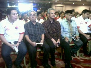 Ganjar Pranowo: Mendiang Taufiq Kiemas Adalah Oposisi Megawati