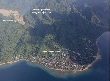 Awas! Waduk Way Ela di Maluku Tengah Terancam Meluap