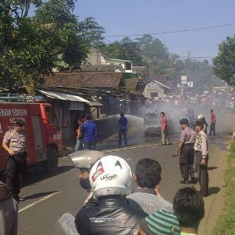FPI vs Warga di Kendal, Saksi: Bentrok Terjadi 3 Kali