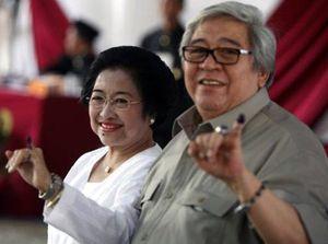 SBY Peringati 40 Hari Meninggalnya Taufiq Kiemas di MPR, Megawati Tak Ada